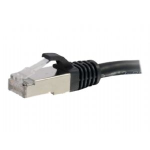 C2G Cat6 Snagless Shielded (STP) Network Patch - 8