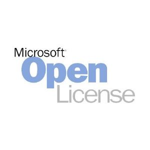 Microsoft Project - license & software as