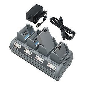 Zebra Quad Charger UCLI72-4 - power adapter