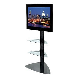 Peerless SmartMount Flat Panel TV Stand SS550P
