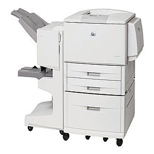 HP LaserJet 9040dn - printer - B/W - laser