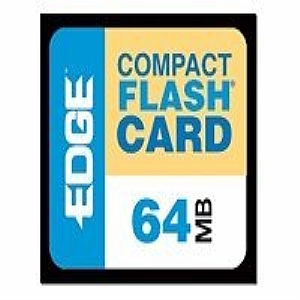 EDGE Digital Media Premium 64 MB CompactFlash