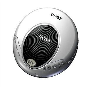 COBY CX-CD114 - CD player - CD