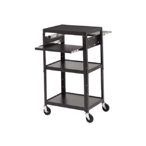 Bretford Basics Adjustable Multimedia Cart