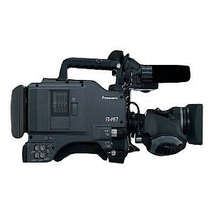 Panasonic P2 HD-AG-HPX500 - camcorder - P2 Car