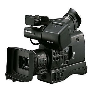 Panasonic AVCCAM AG-HMC80PJ - camcorder - flash