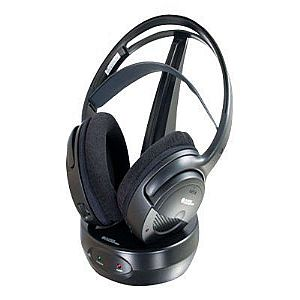 C2G 900MHz Classic Wireless Stereo Headphones