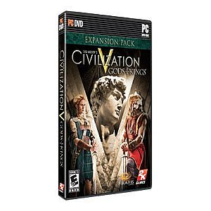 Civilization V:Meier-Gods/Kings Exp.Pack
