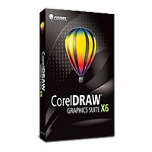 CorelDRAW Graphics Suite X6 - complete pack