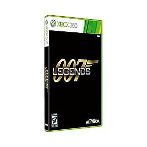 007 Legends - complete package