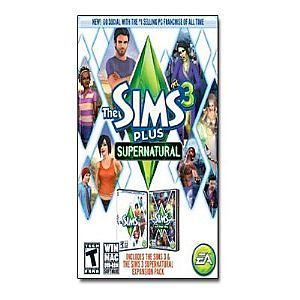 The Sims 3 Supernatural - complete package