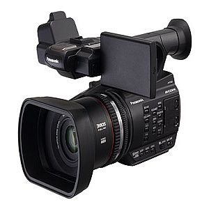 Panasonic AVCCAM AG-AC90 - camcorder - flash c