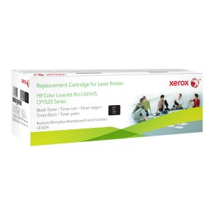 Xerox - black - toner cartridge ( equivalent to