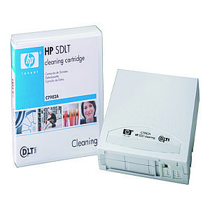 HP - Super DLT x 1 - cleaning cartridge