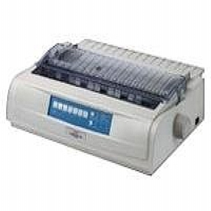 OKI Microline 421 - printer - B/W - dot