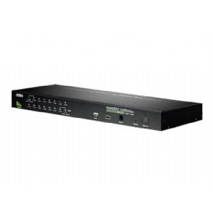 ATEN Master View max CS-1716A - KVM switch - 16
