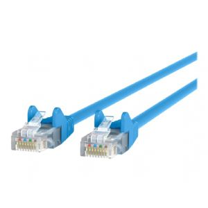 Belkin patch cable - 7 ft - blue - B2B