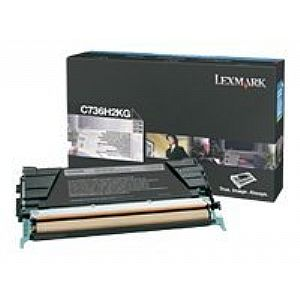 Lexmark - High Yield - black - original - toner
