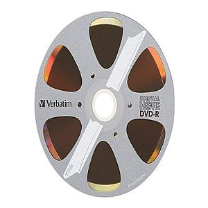 Verbatim DigitalMovie - DVD-R x 10 - 4.7 GB
