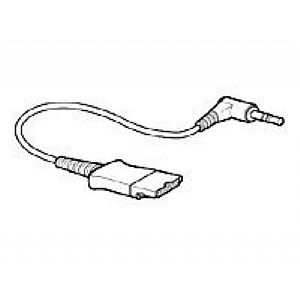 Plantronics headset adapter - 1.5 ft