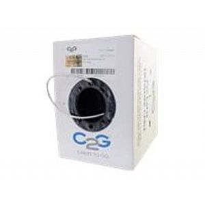 C2G Cat5e Bulk Unshielded (UTP) Network Cable with