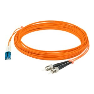AddOn 2m LC to ST OM1 Orange Patch Cable - patch