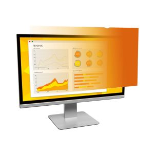 3M Gold Privacy Filter GF220W1B - display privacy