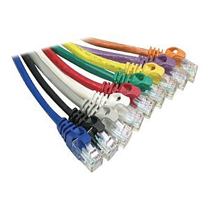 Axiom Cat6 550 MHz Snagless Patch Cable - patch