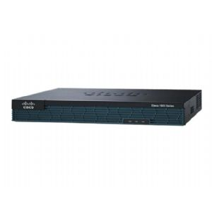 Cisco 1921 T1 Bundle - router - DSU/CSU - d