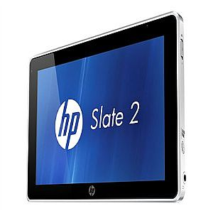 HP Slate - tablet - Windows 7 Home Premium - 32 GB