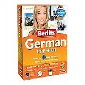 Berlitz German Premier - complete package