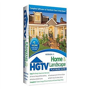 HGTV Home & Landscape Platinum Suite - ( v. 3 )