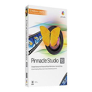 Pinnacle Studio ( v. 16 ) - complete packag