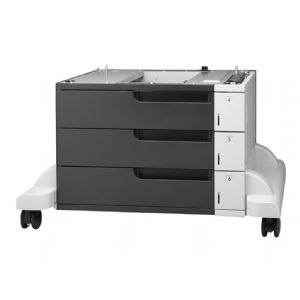 HP media tray / feeder - 500 sheets