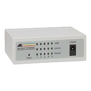 5PT 10/100MBPS UNMGD-SWCH EXT P/S MDI/MDIX