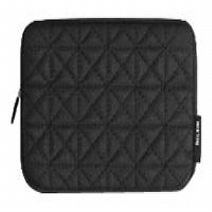 2.5IN QUILTED HD CCASE-PITCH BLK