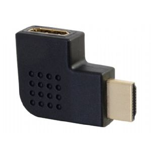 C2G Right Angle HDMI Adapter - Left Exit - right