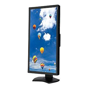 NEC MultiSync PA242W-BK - LED monitor - 24.1""