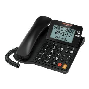 AT&T® CL2940 Corded Speakerphone with La