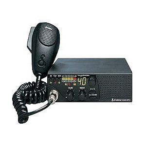 40-CHANNEL CB RADIO WITH 10 NOAA WEATHER