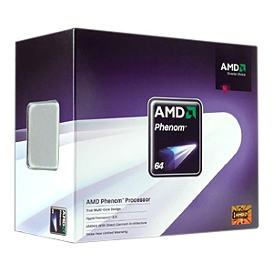 AMD Phenom X3 8750 2.40GHz Retail