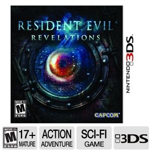 Capcom Resident Evil: Revelations Video Game