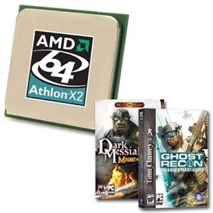 AMD A64 X2 5400+ & FREE PC Games