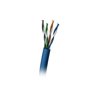 CTG 1000ft CAT6a UTP 600 MHz Solid PVC Cable 