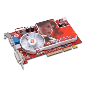 Diamond Radeon X1600 Pro 256MB AGP 8x