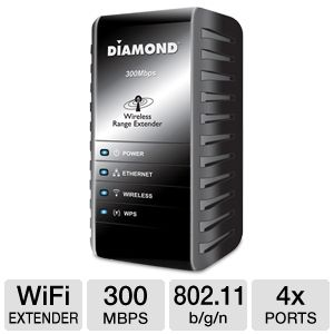 Diamond Wireless Range Extender
