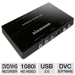 Diamond Multimedia HD Game Video Capture