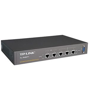 TP-Link TL-R480T+ Dual WAN Load Balance Router