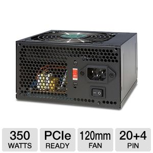 DiabloTek PHD350 350-Watt Power Supply