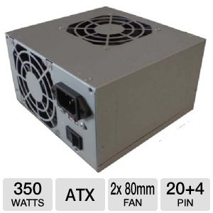 Diablotek DA Series 350w ATX Power Supply